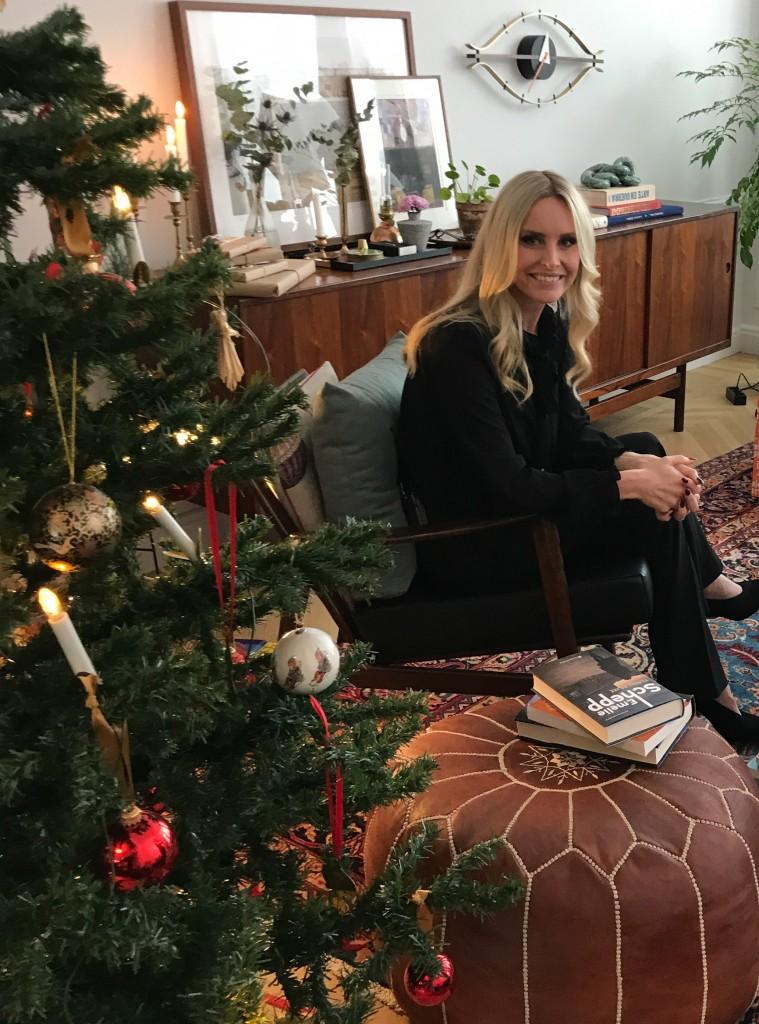 Emelie Schepp Deckarhuset julen 2017